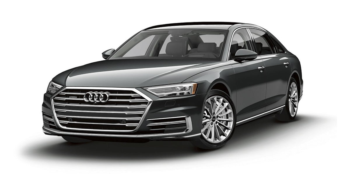 2019 Audi A8 First Drive Review Digital Trends