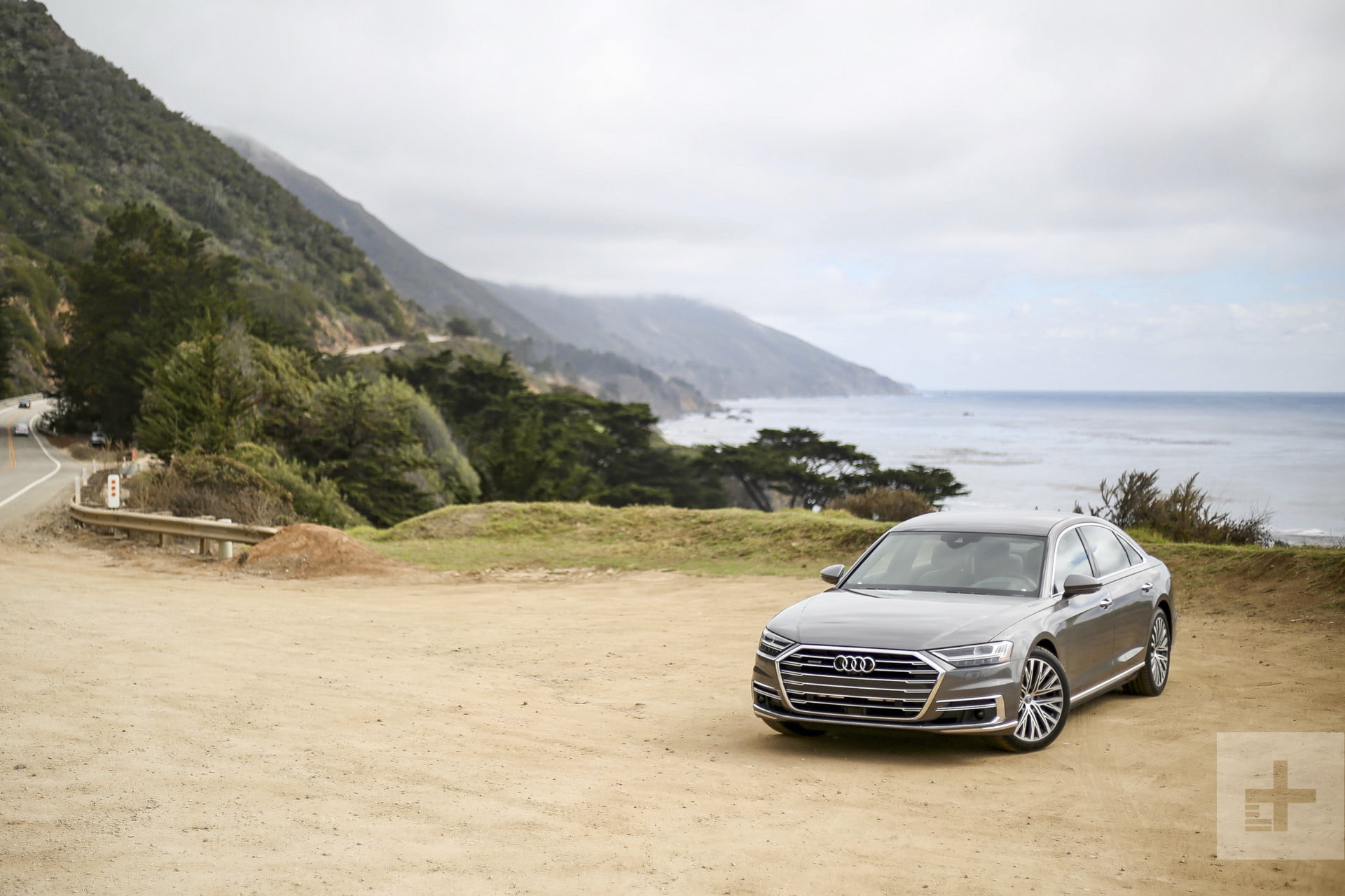 Audi's new A8 is so sophisticated and serene, it practically deletes potholes