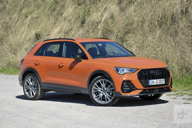 Audi Q First Drive Review Specs Price Photos Digital Trends - Audi q3 hybrid