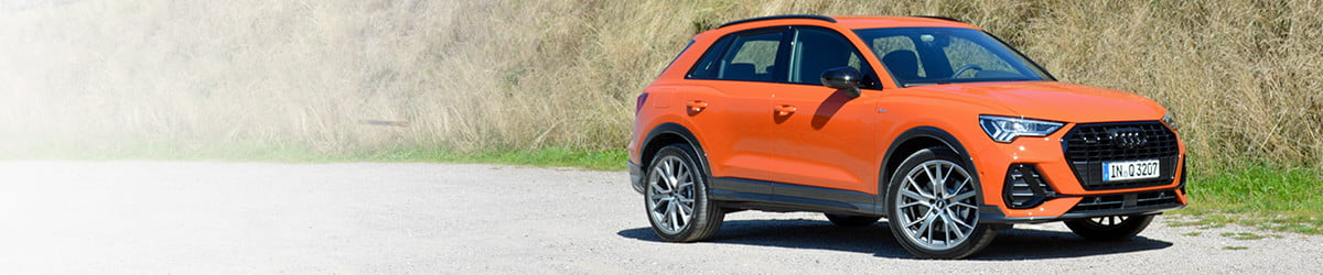 No longer the underdog, the Audi Q3 is all grown up and ready to dominate