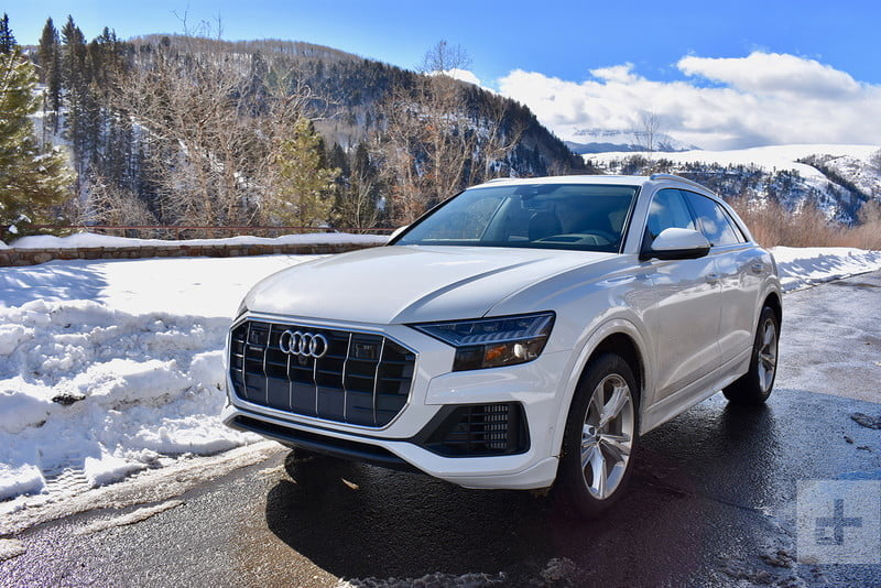 2019 Audi Q8 S High Tech Flagship Suv Is Perfect For An Adventure Digital Trends