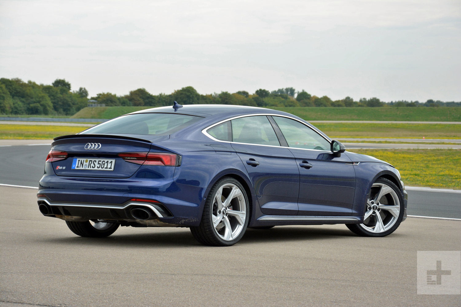 Audi RS Sportback First Drive Review Digital Trends - Audi rs 5