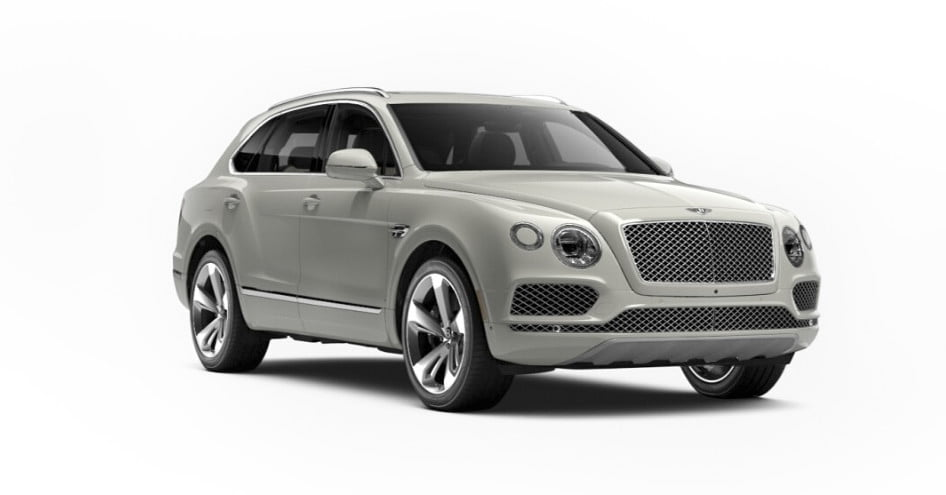 Bentley Built A Better Bentayga By Chopping Off Four Cylinders Seriously