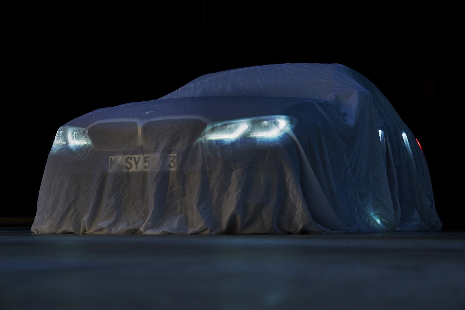 Here S A Teaser Of Bmw S Seventh Gen 3 Series Before Its Paris Debut