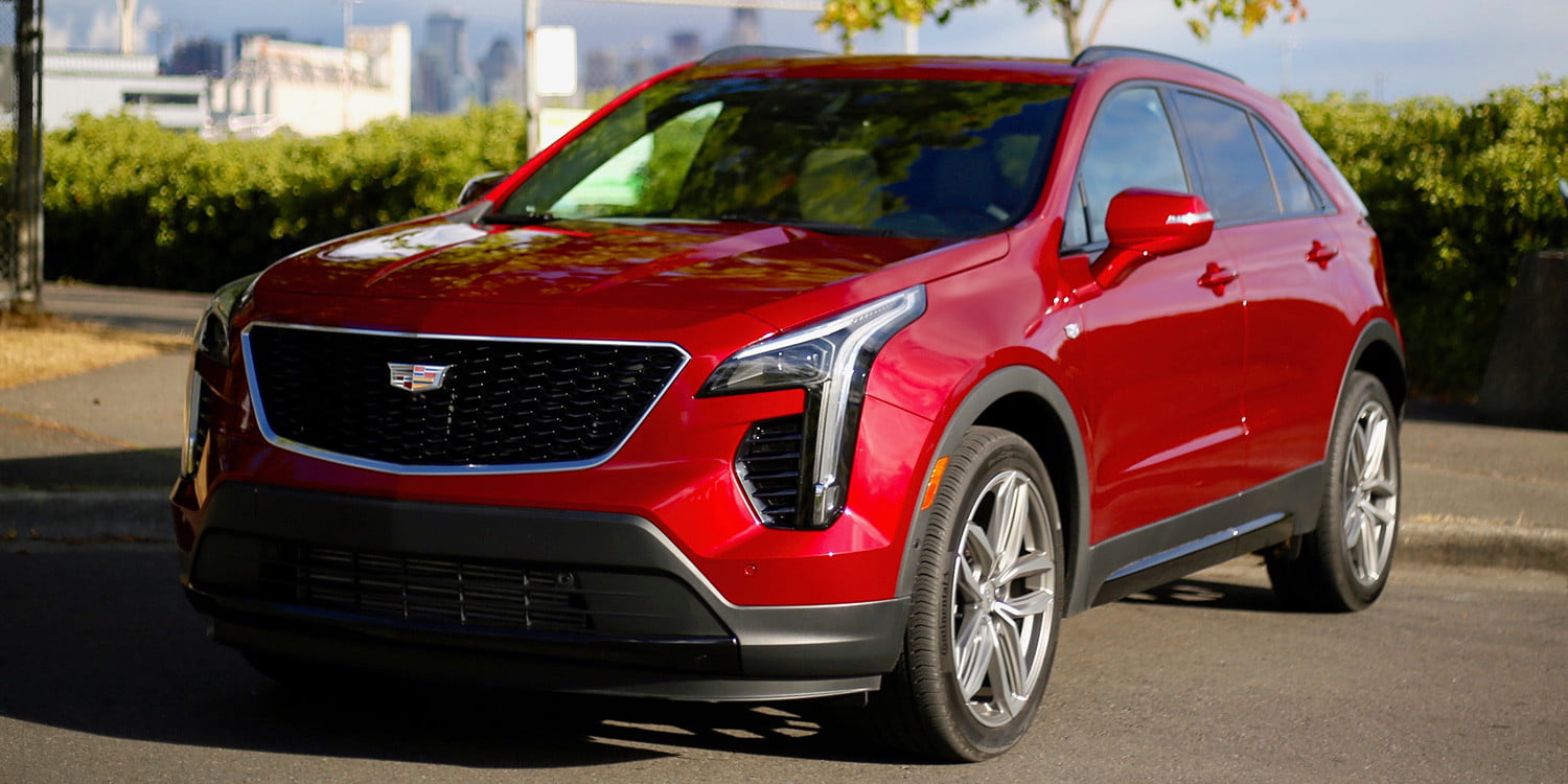 2019 Cadillac XT4 First Drive   Pictures, Specs, Pricing   Digital