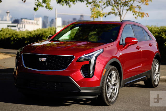 2019 Cadillac Xt4 First Drive Pictures Specs Pricing Digital