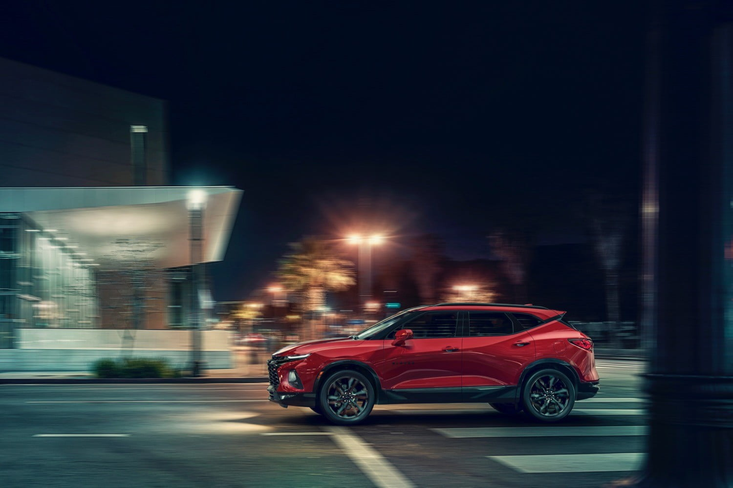 2019 Chevrolet Blazer strays far from its rugged roots