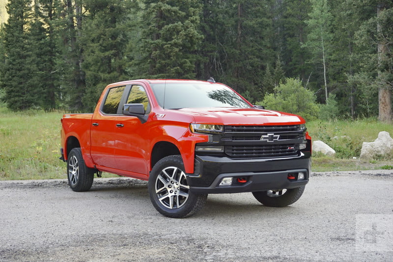The 2019 Chevy Silverado is ugly. I think the designers ...