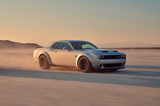 2019 Dodge Challenger Srt Hellcat Redeye Packs 797 Hp Digital Trends