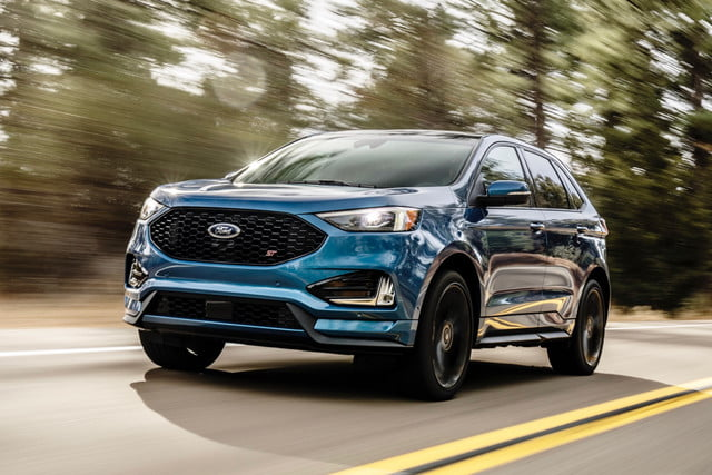 2019 ford edge st photos details specs and more digital trends 2019 ford edge st publicscrutiny Images