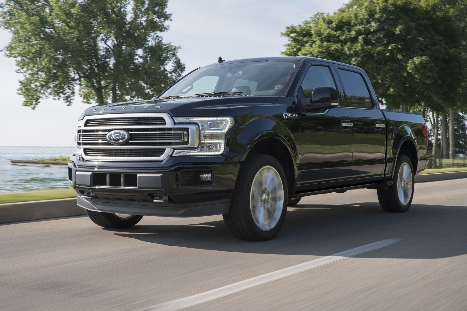 Ford Aluminum Truck Beds Less Costly to Repair Than Steel
