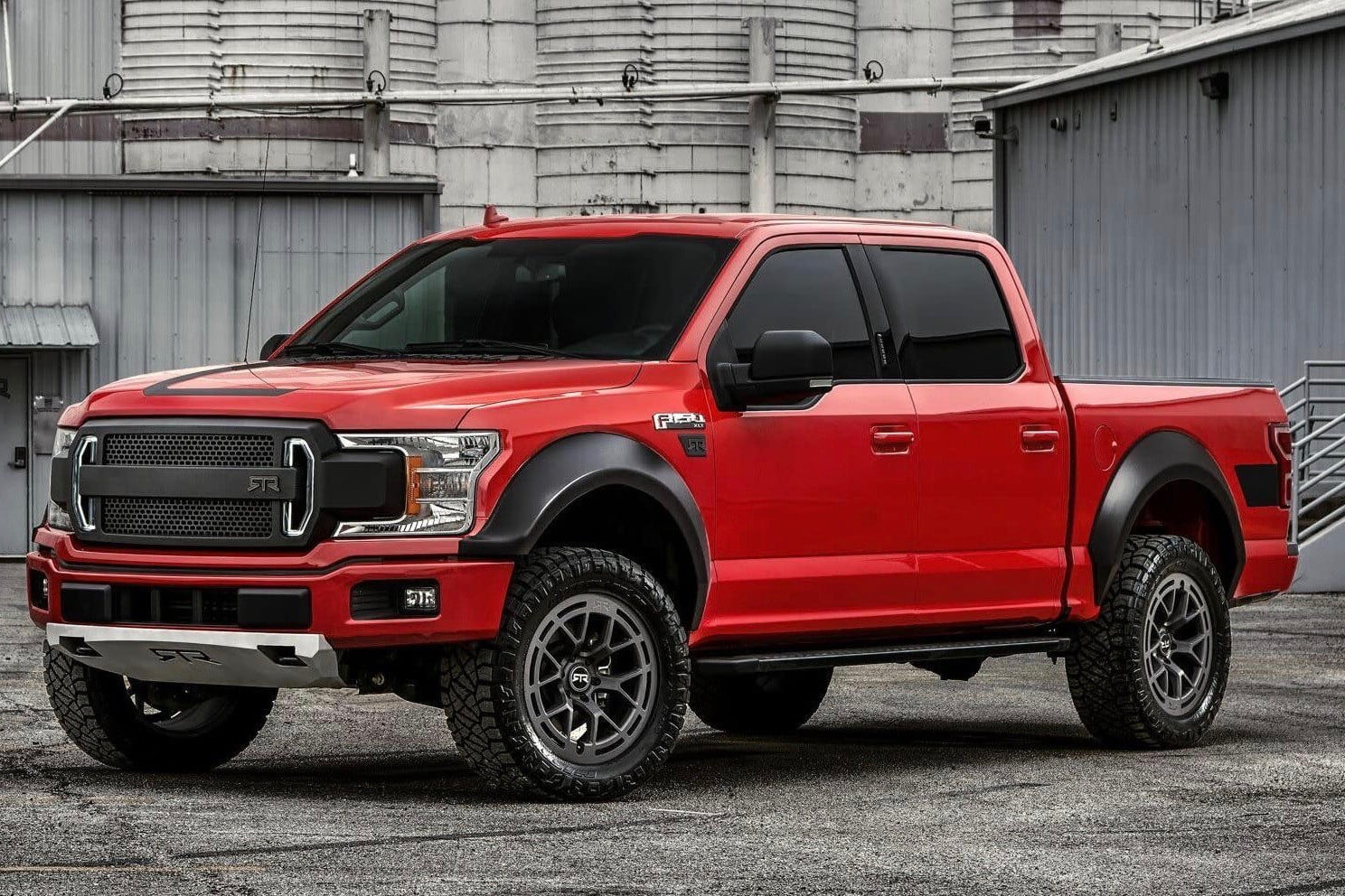 2019 Ford F 150 Rtr Gets A Light Dose Of Off Road Style