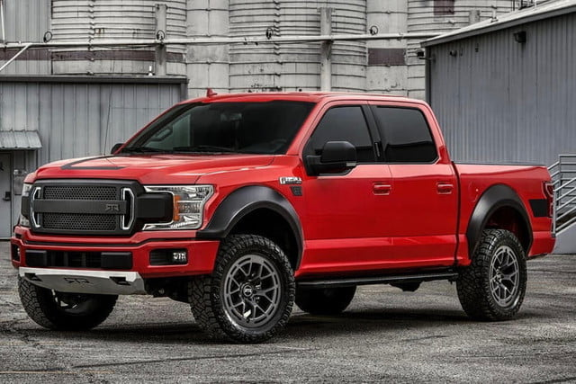 2019 Ford F-150 RTR gets a light dose of off-road, style upgrades