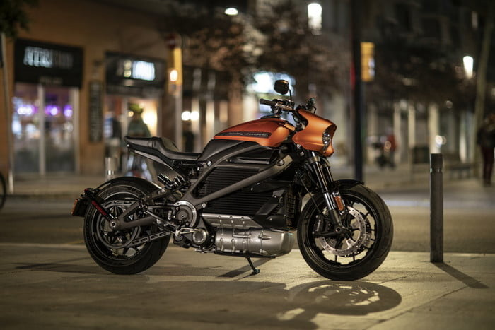 2019 harley davidson livewire electric motorcycle 14