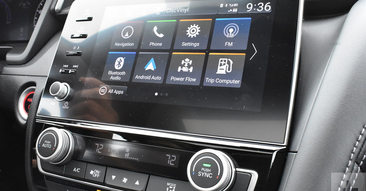 Why Your Next Car Dashboard Will Just Be A Touchscreen | Digital Trends