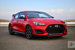 2019 Hyundai Veloster N first drive review