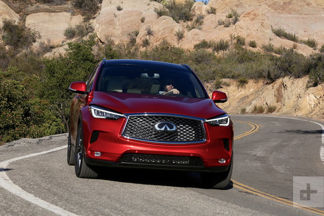 2019 Infiniti Qx50 First Drive Review Digital Trends