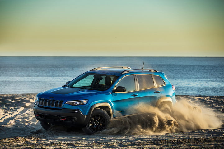 2019 jeep grand cherokee drift press