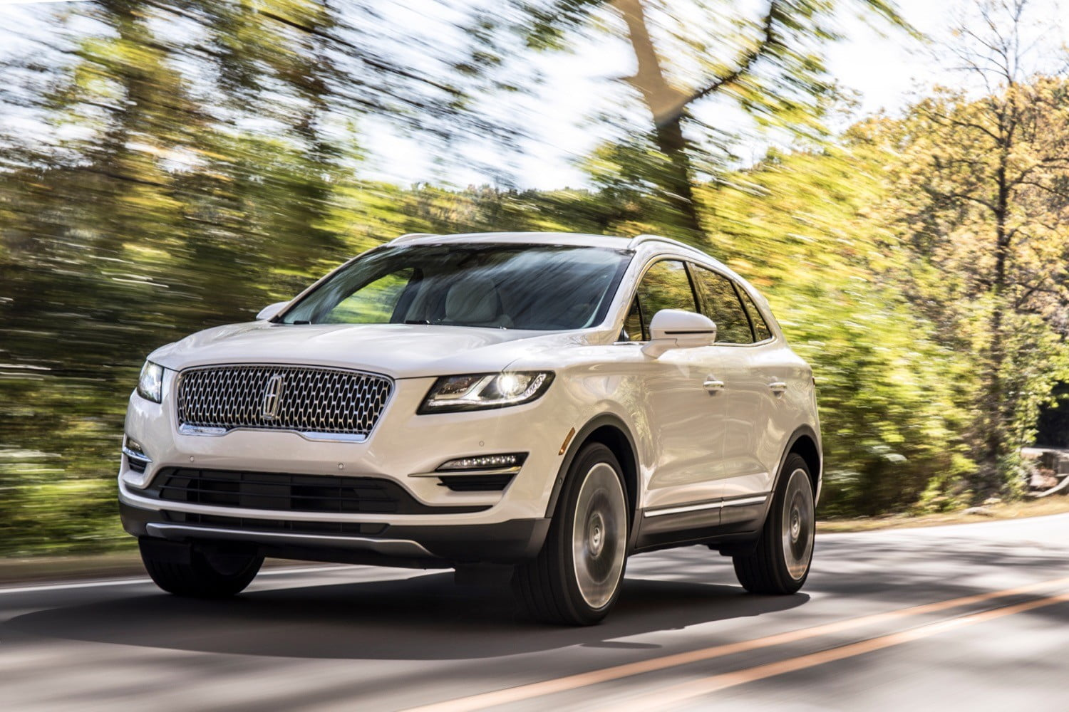 lincoln review reviews crossover your new mkc luxury car label bestride black