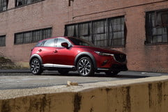 2019 Mazda CX-3 Grand Touring AWD Review