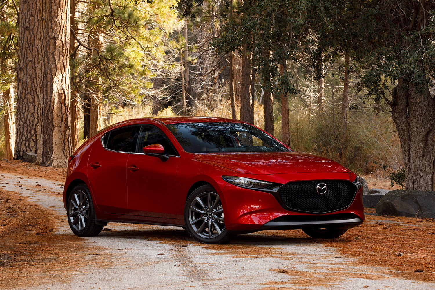 2019 Mazda3 Awd First Drive Review The Acid Test For Mazda Premium Digital Trends