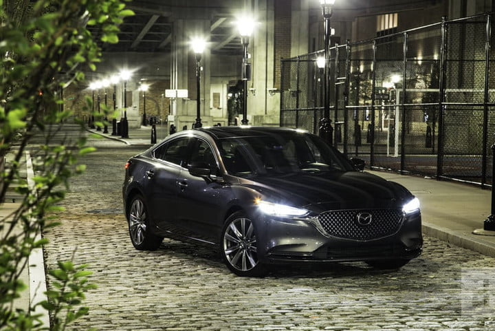 2019 Mazda6 Signature Turbo