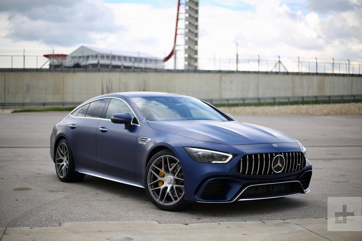 No more excuses. This AMG just schooled the world on what four-doors can do
