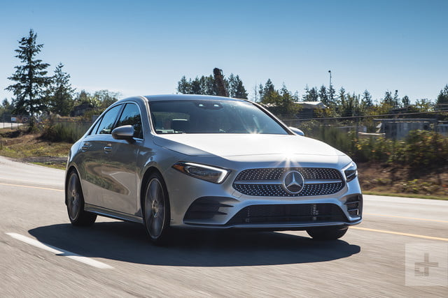 Sedan Mercedes-Benz A-Class 2019 2019