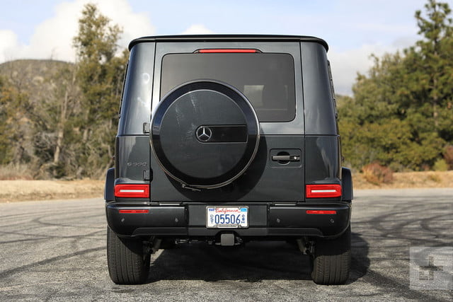2019 Mercedes-Benz G550 Review: The Timeless G-Wagen For A ...