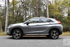 2019 Mitsubishi Eclipse Cross first drive review