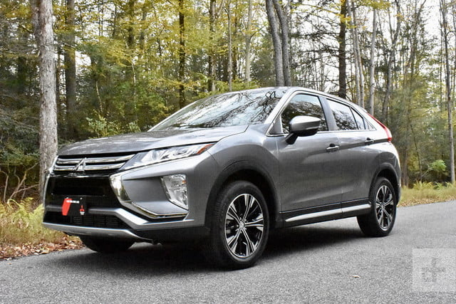 2019 Mitsubishi Eclipse Cross First Drive Review | Digital Trends