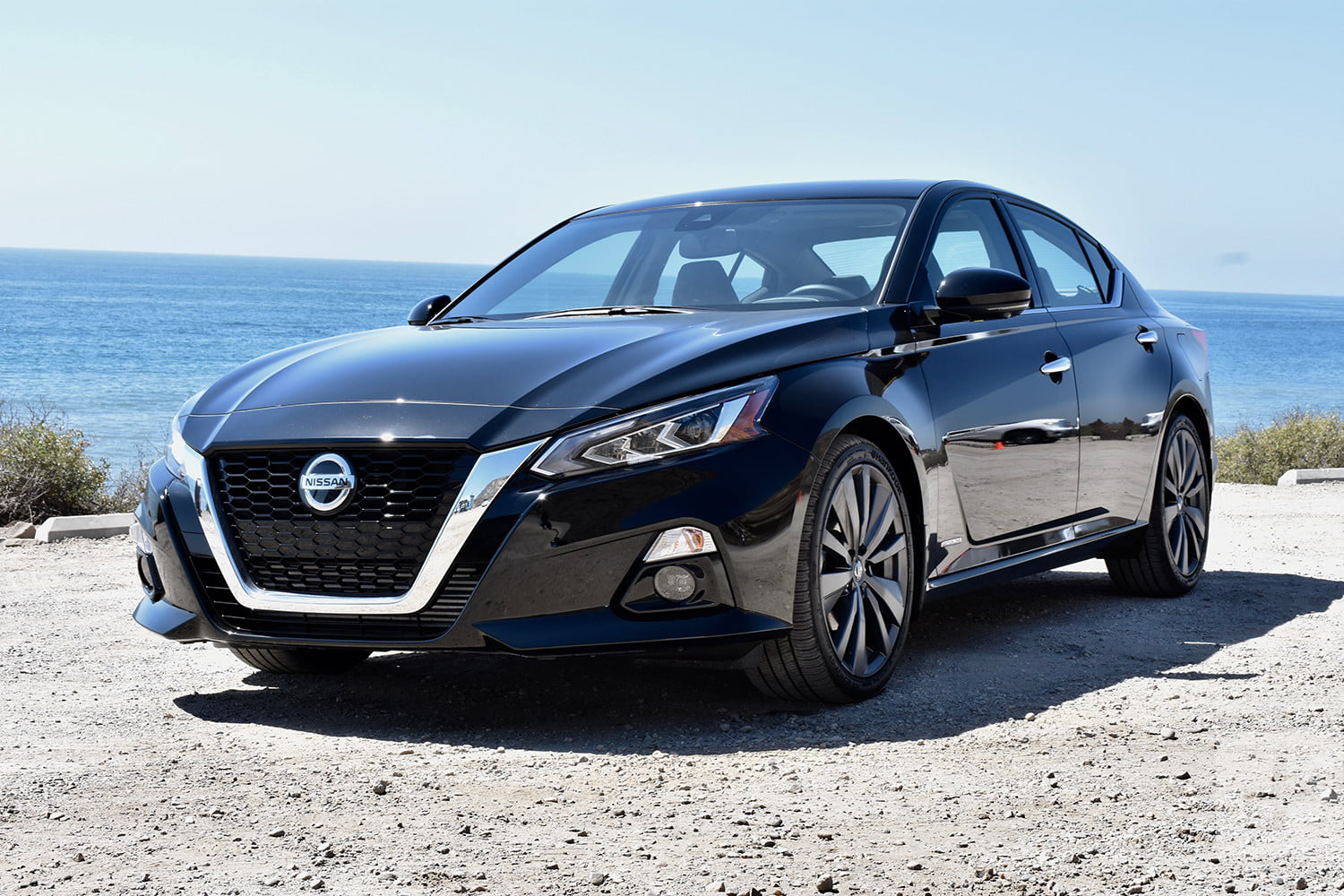 2019 Nissan Altima First Drive Review Digital Trends