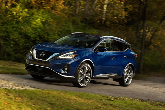 2019 Nissan Murano Debuts At 2018 Los Angeles Auto Show Digital Trends