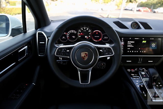 2019 Porsche Cayenne Review Pictures Specs Pricing