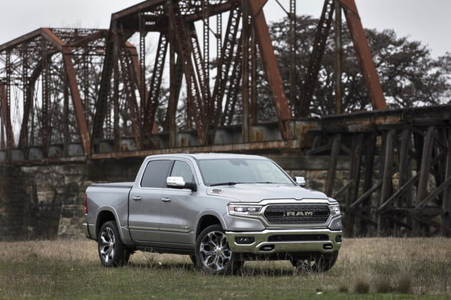2020 Ram 1500 EcoDiesel Revealed With 480 Lb-Ft of Torque ...