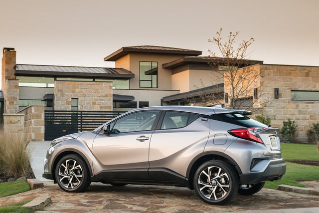 The 2019 Toyota C-HR gains a popular tech feature as its price comes down
