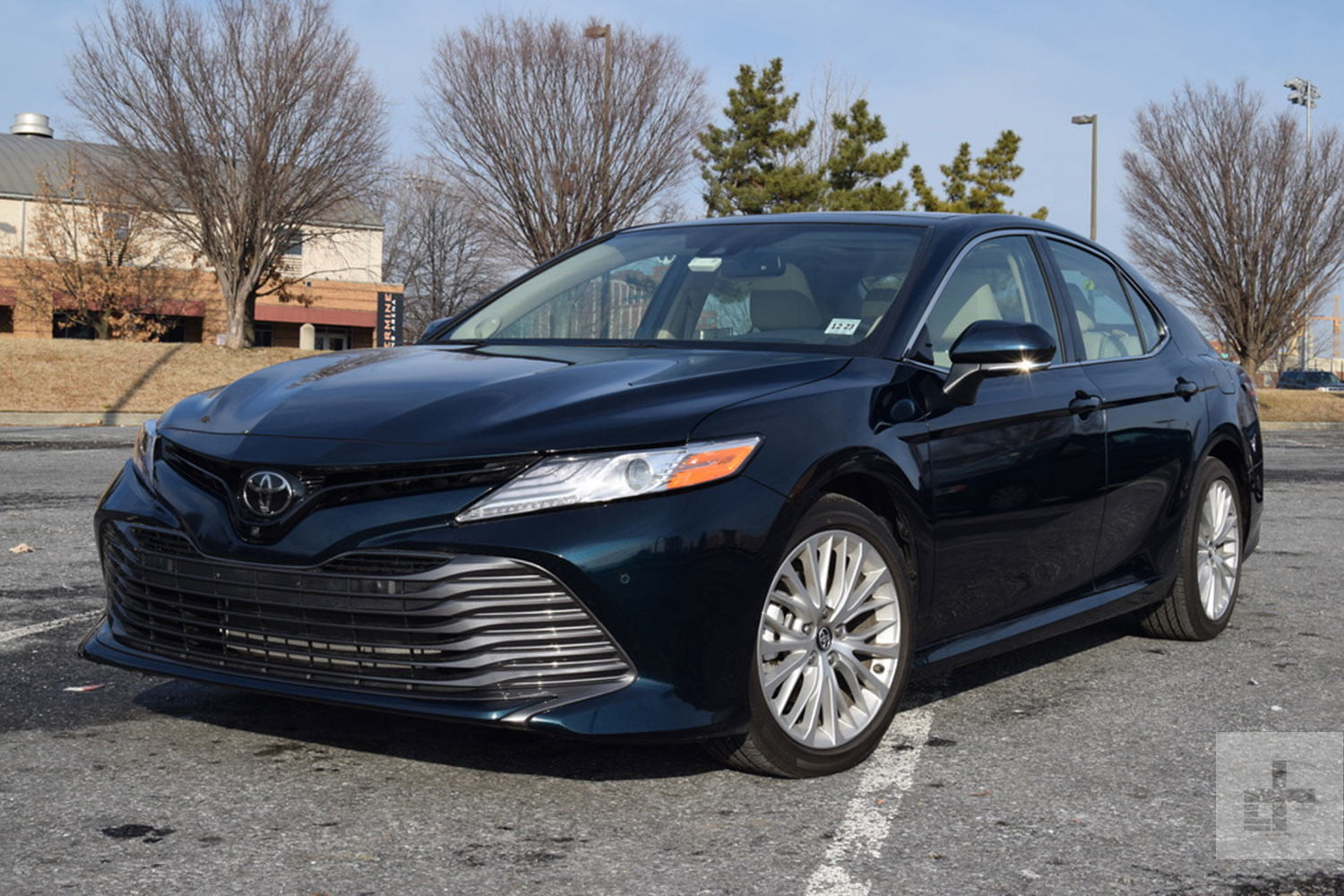 2019 Toyota Camry Xle V6 Review A Reliable Pick Gets Better Tech