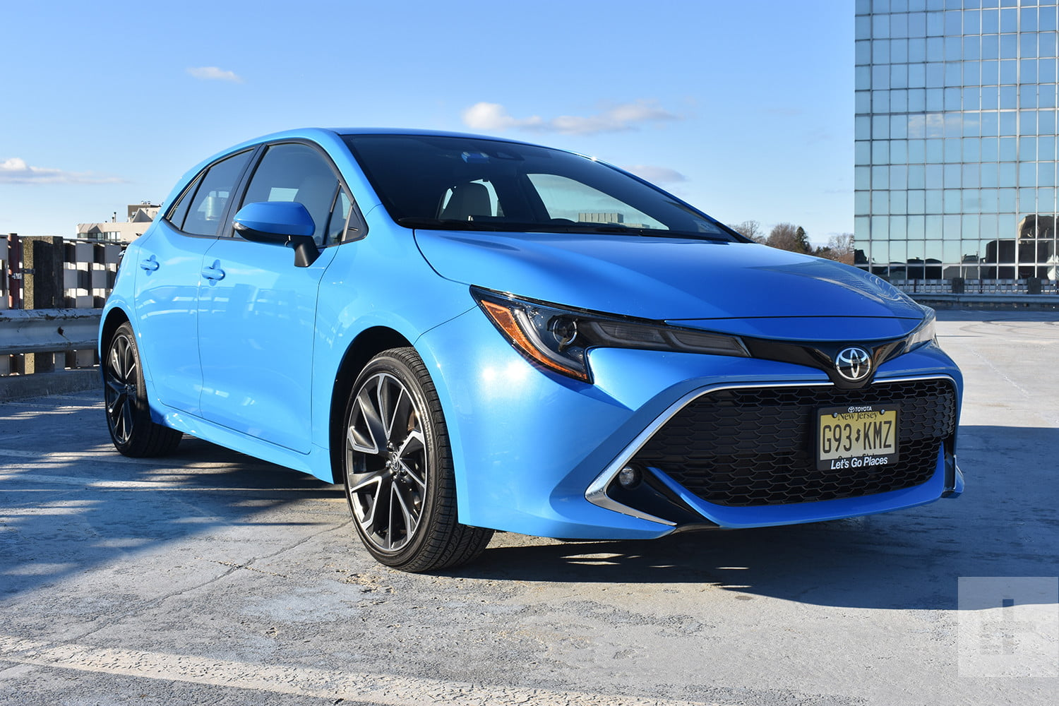 Toyota Executive Open To Performance Version Of Corolla Hatchback