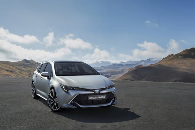 toyota s new corolla touring sports wagon is something we hope to get digital trends. Black Bedroom Furniture Sets. Home Design Ideas