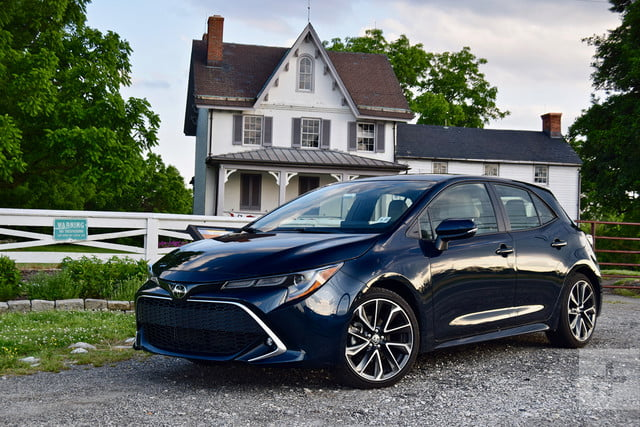 2019 Toyota Corolla Xse Hatchback Review For 2019 The Toyota