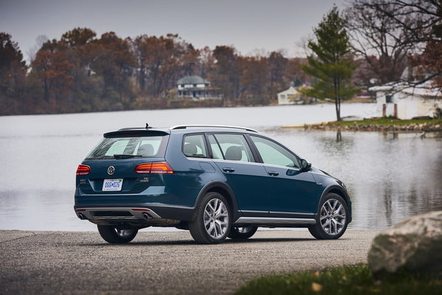 best wagons 2019 volkswagen golf alltrack  2