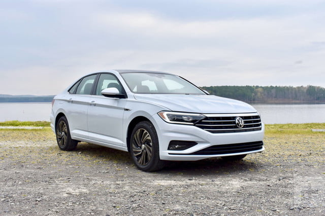 2019 Jetta >> 2019 Volkswagen Jetta First Drive Review Digital Trends