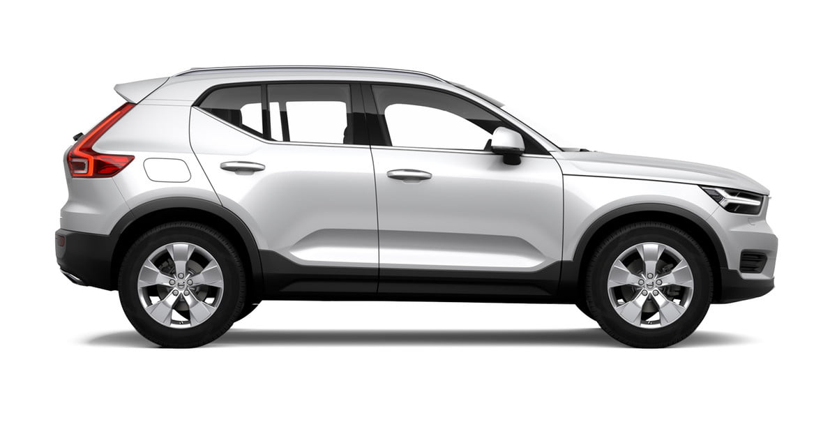 2019 volvo xc40 review driving impressions specs. Black Bedroom Furniture Sets. Home Design Ideas