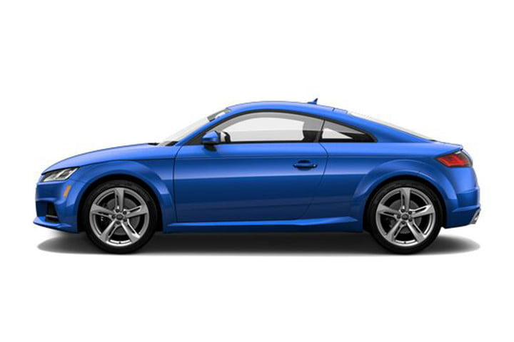 Audi TTS First Drive Review Digital Trends - Audi tt