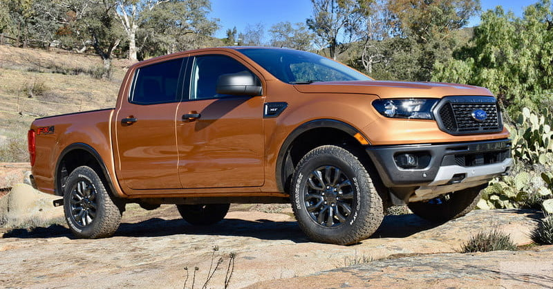 My Ford Benefits >> 2019 Ford Ranger First Drive Review | Digital Trends