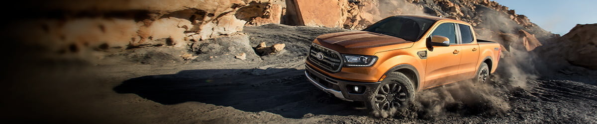 Ford's reincarnated Ranger feels like a car that does everything a truck can do