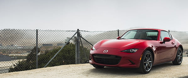 Grins come standard: Mazda's 2019 MX-5 Miata will plaster a smile on your face