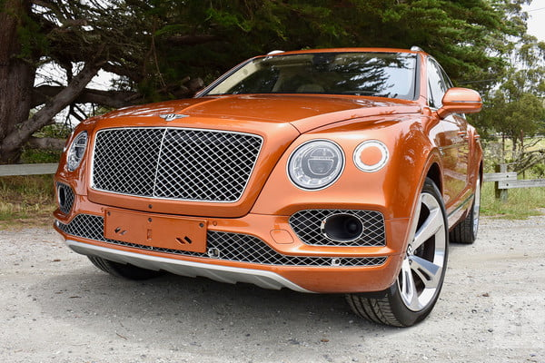 2020 Bentley Bentayga Hybrid review