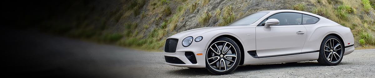 The 2020 Bentley Continental GT V8 is proof that raw horsepower isn't everything