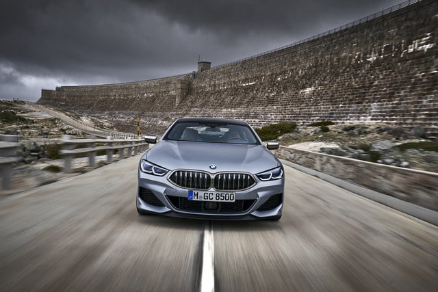 Horsepower, tech, or cubic feet? Have all three in the BMW 8 Series Gran Coupe